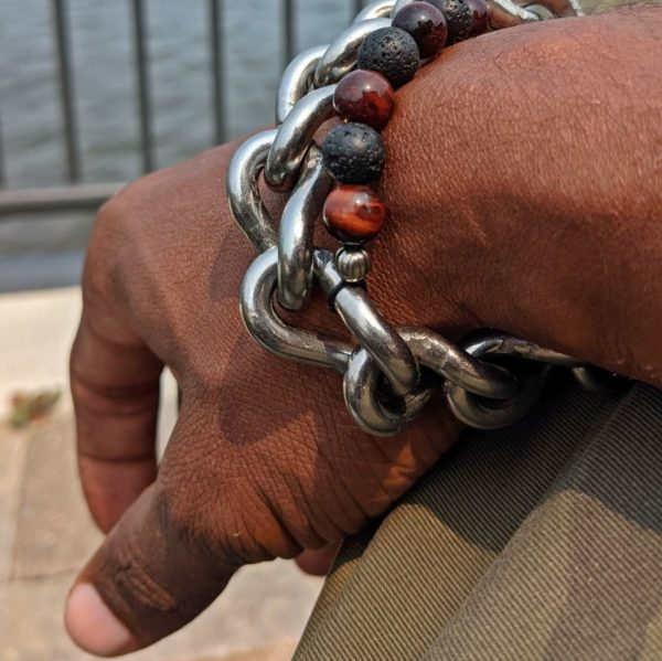 Pathfinder Chain Bracelet dock