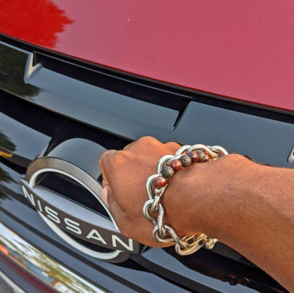 Pathfinder Chain Bracelet grill